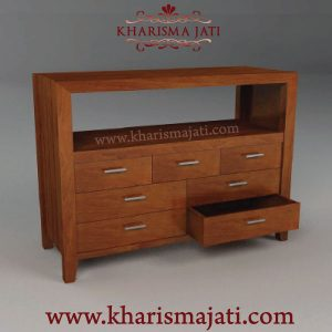 abbey chest 7 drawer, kharismajati indonesia furniture manufacture