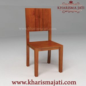 ABBEY DINNING CHAIR, kharisma jati