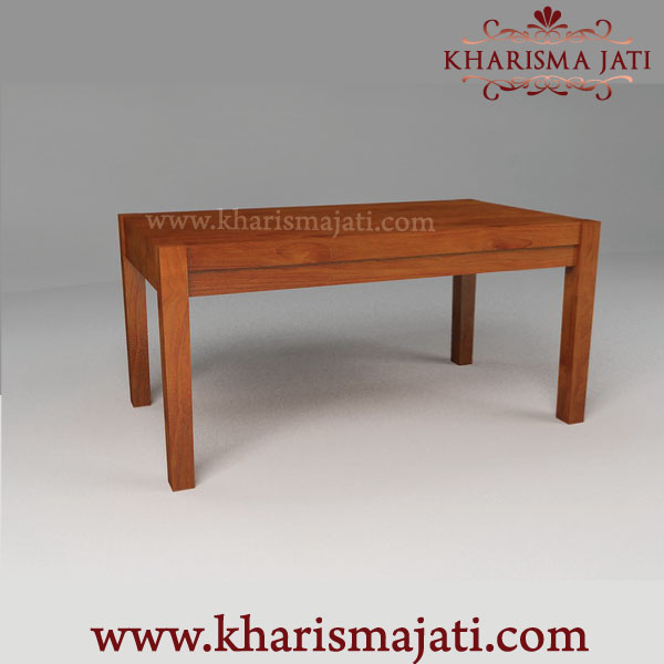 ABBEY DINNING TABLE, kharisma jati