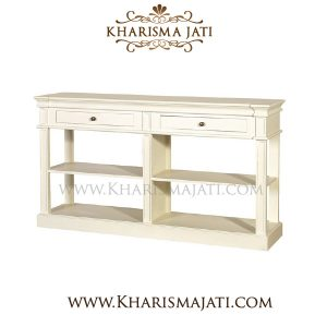 LILY CONSOLE TABLE, kharisma Jati