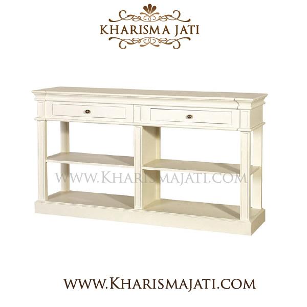 LILY CONSOLE TABLE, kharisma Jati