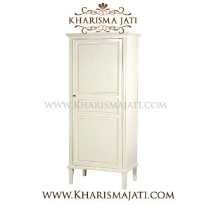 lily single wardrobe, kharismajati indonesia furniture manufacture