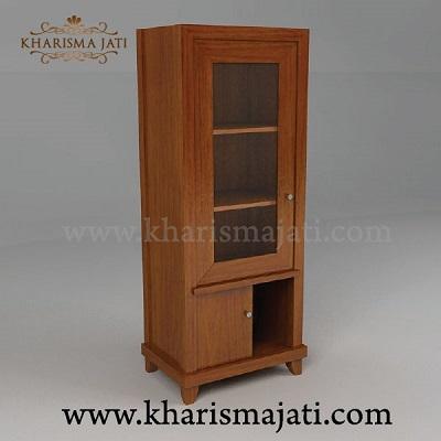 MANCHESTER GLASS CABINET, kharisma jati