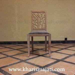 coral chair, kharisma jati