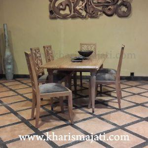 CORAL DINNING TABLE, KHARISMA JATI
