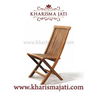 folding chair standard, kharisma jati