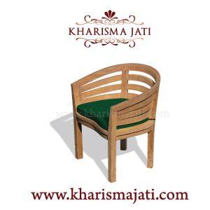kenshington banana chair, kharisma jati