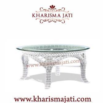 CASSANOVA COFFEE TABLE, kharisma jati furniture