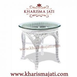 CASSANOVA END TABLE, kharisma jati furniture