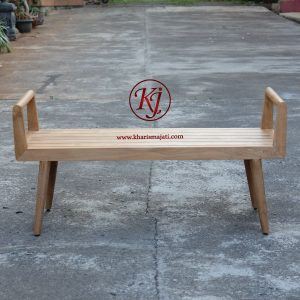 james bench, kharisma jati furniture
