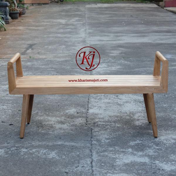 james bench, kharisma jati furniture
