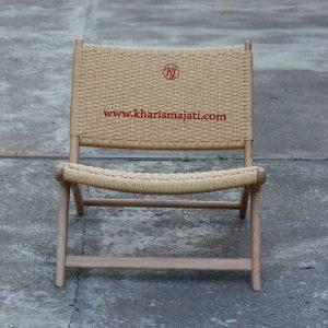 james loom chair, kharisma jati furniture