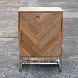 james dresser 1 door, kharisma jati furniture