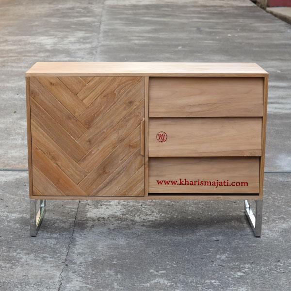 james dresser 3 drawer, kharisma jati