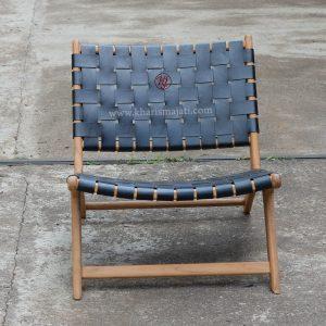 james leather chair, kharismajati furniture