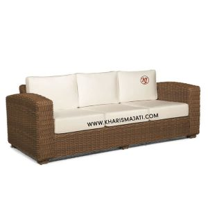 ESCORIAL SOFFA 3 SEATER, kharisma jati furniture