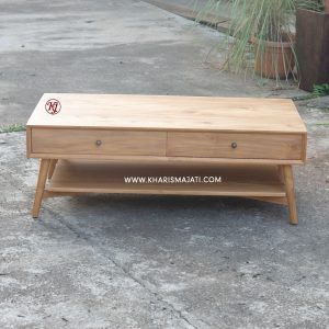james coffee table, kharisma jati furniture