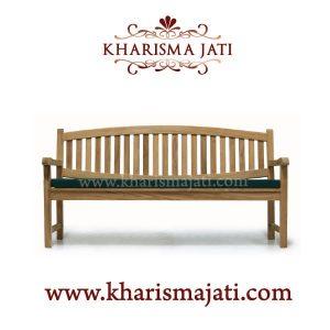kennai garden bench 180, kharisma jati furniture