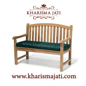 IRISH GARDEN BENCH 120, kharisma jati furniture