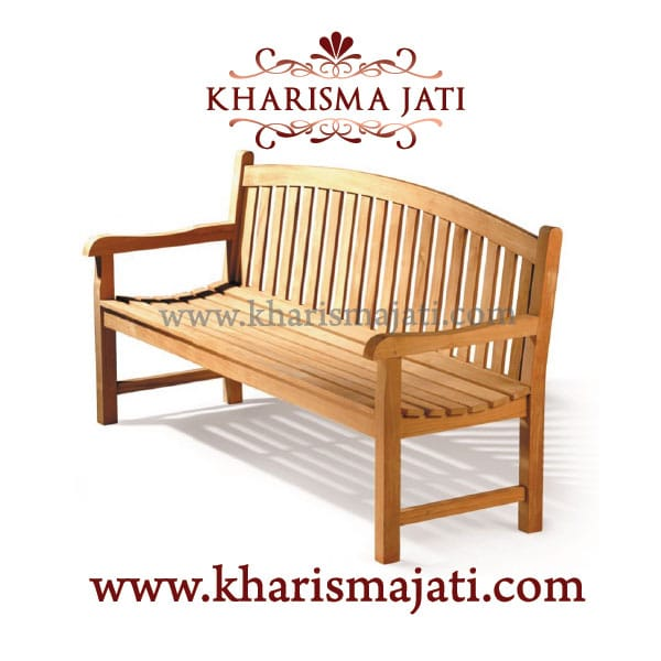 IRISH GARDEN BENCH 150, kharisma jati furniture