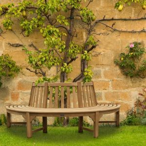 north dakota tree bench, kharisma jati furniture