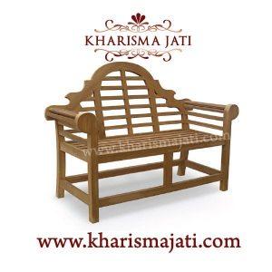 luityens bench 120, kharisma jati furniture