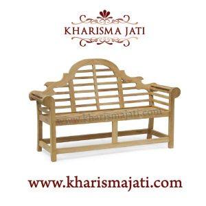 luityens bench 195, kharisma jati furniture