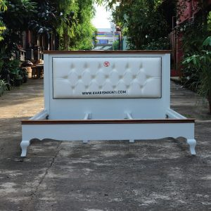 milky bed, kharisma jati furniture, furniture manufacture and wholesale