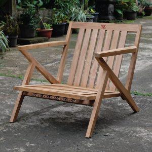 james lazy chair, kharismajati, indonesia furniure manufacture and wholesale